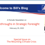 Bill's Blog  Feb 29, 2020